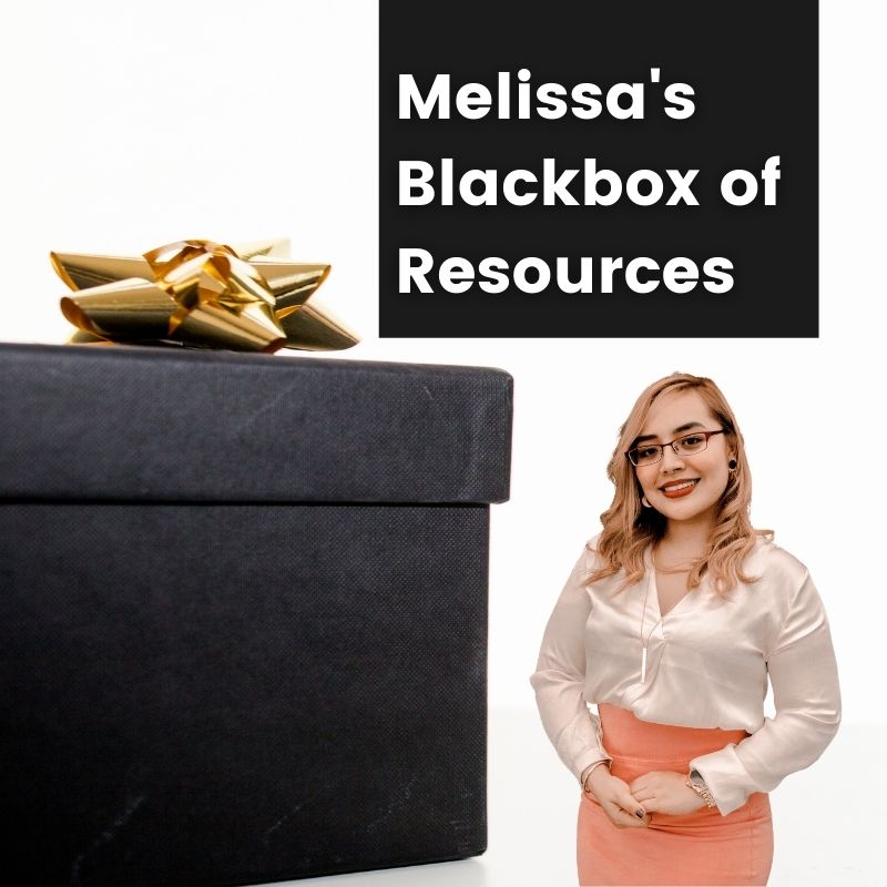 Melissa's Blackbox of Resources